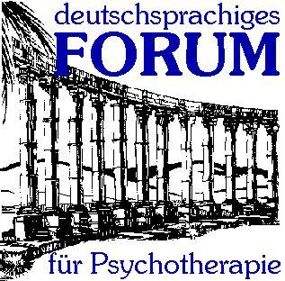 deutschsprachiges FORUM für Psychotherapie